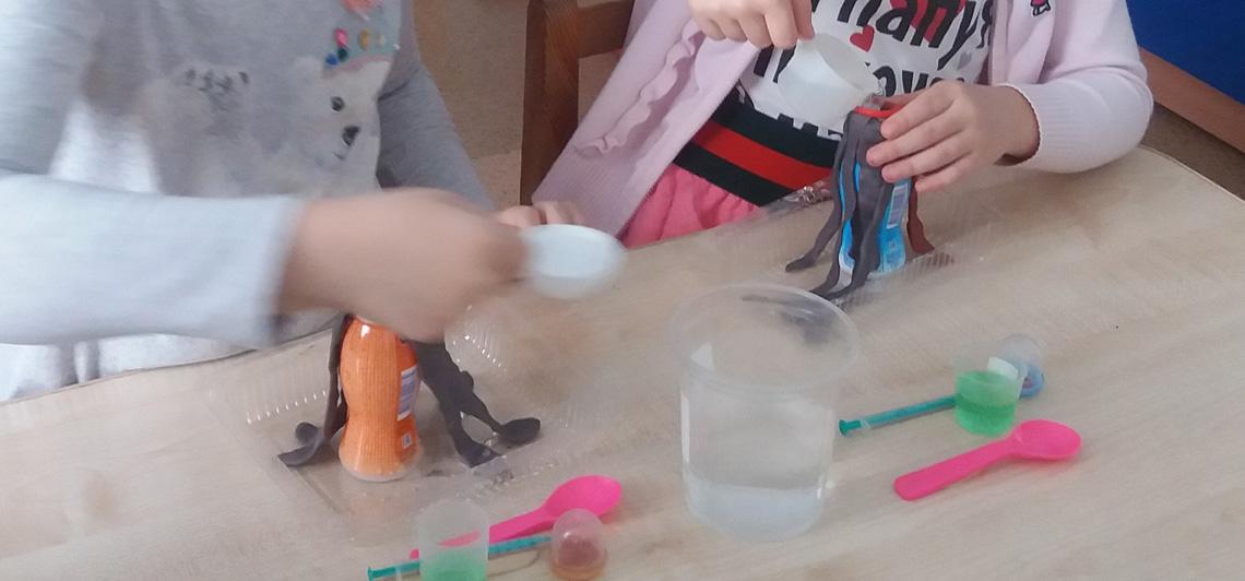Маленький учёный